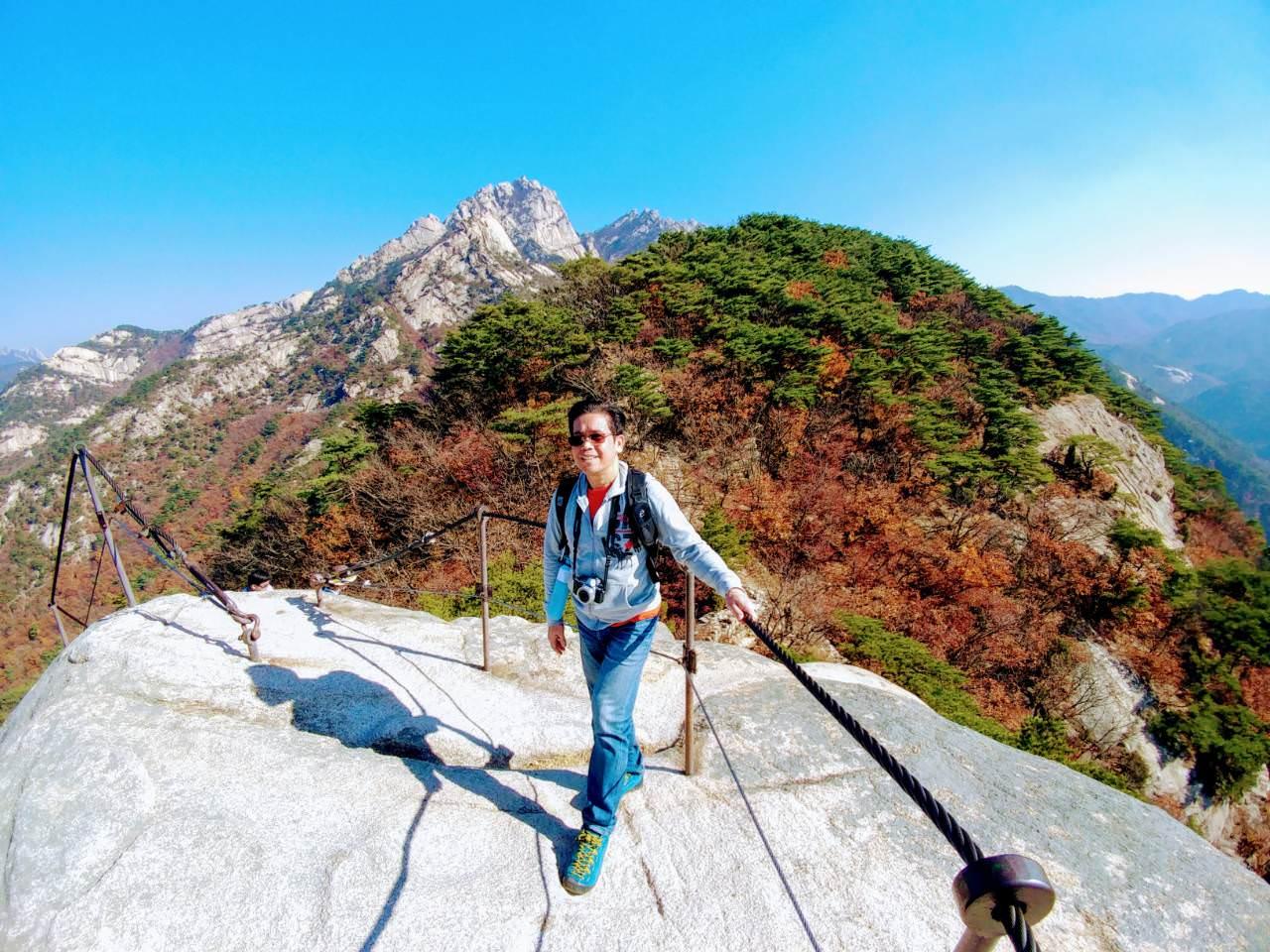 wonhyobong-peak-bukhansan-national-park