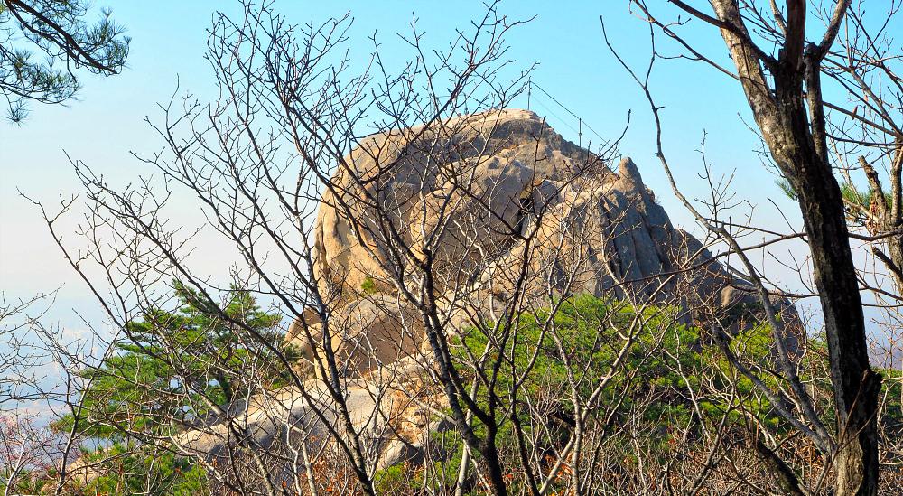 wonhyobong-peak