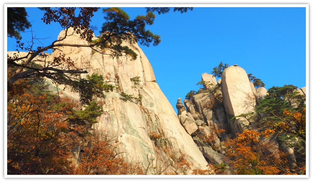 bukhansan-national-park