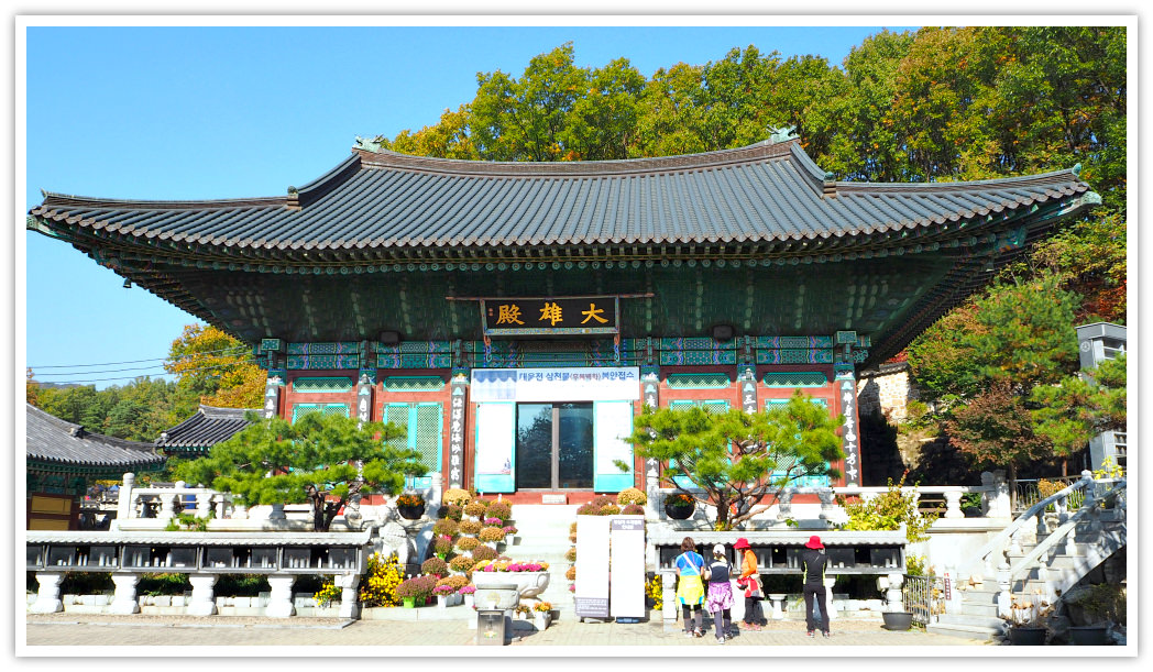 bukhansan-temple