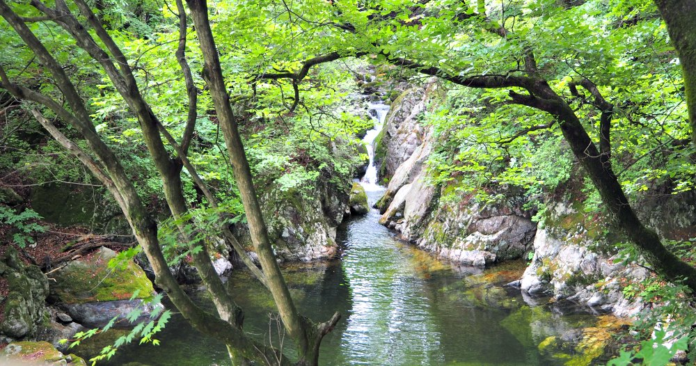 chiaksan-national-park