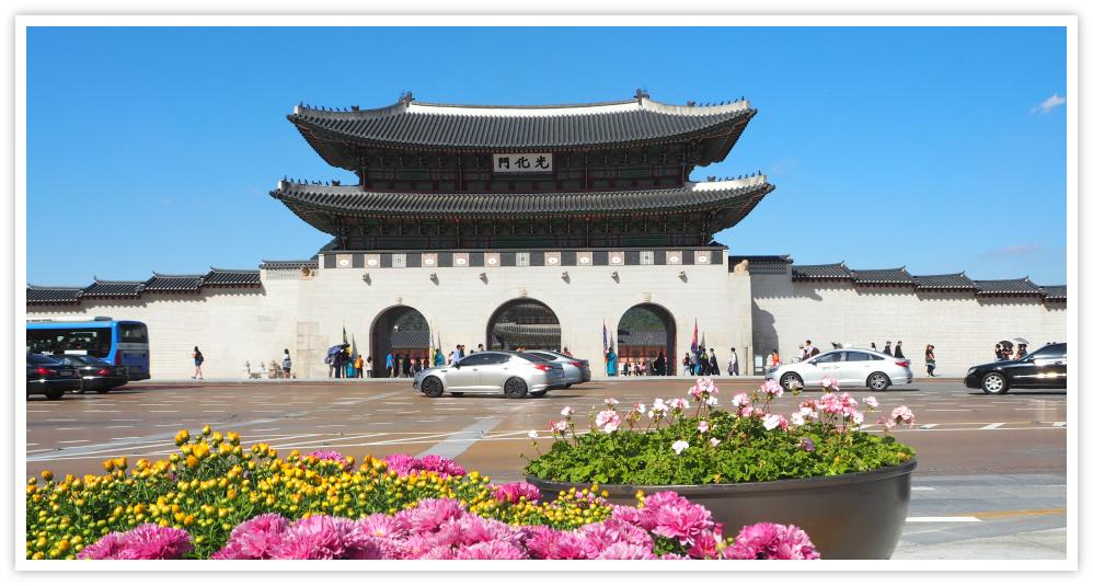 gwanghwamun-gate