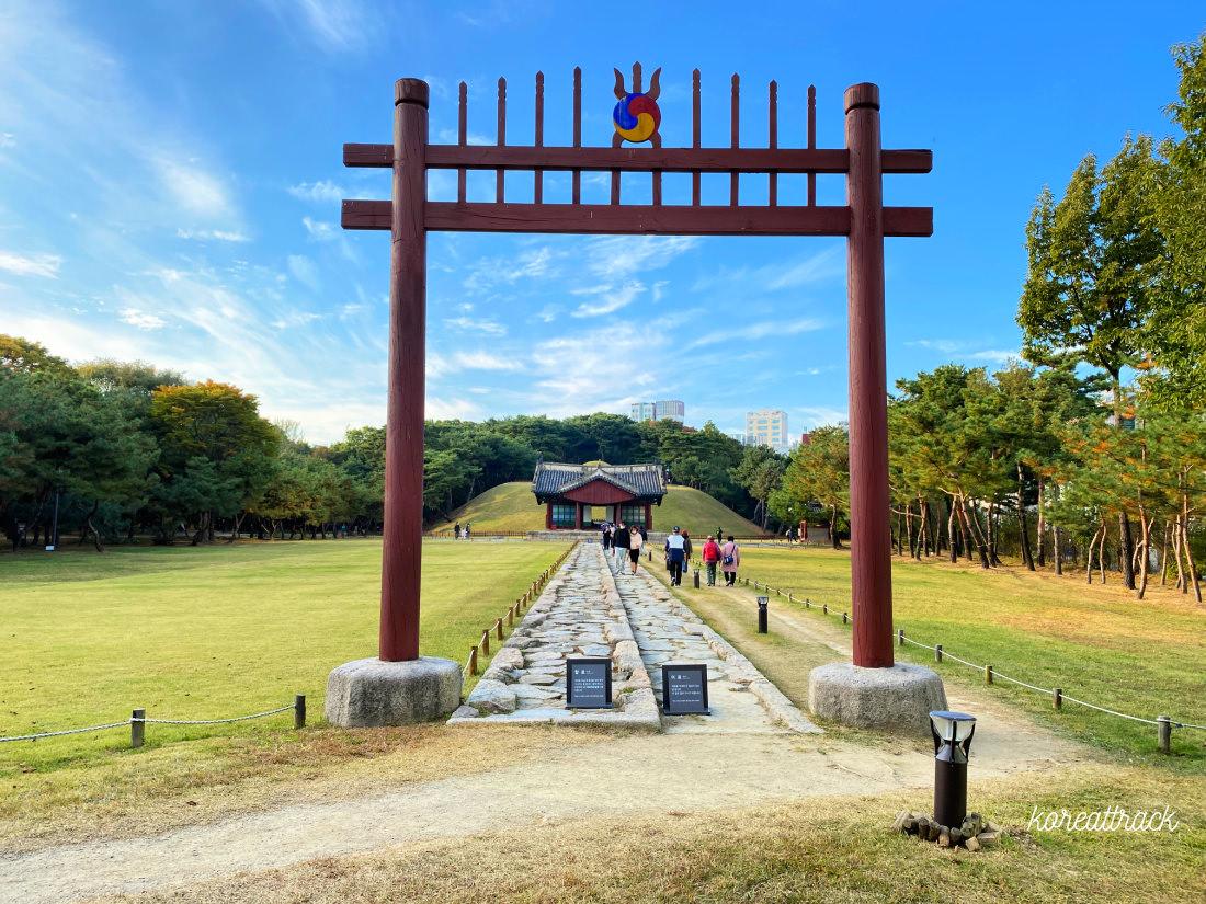 king-jungjong-tomb