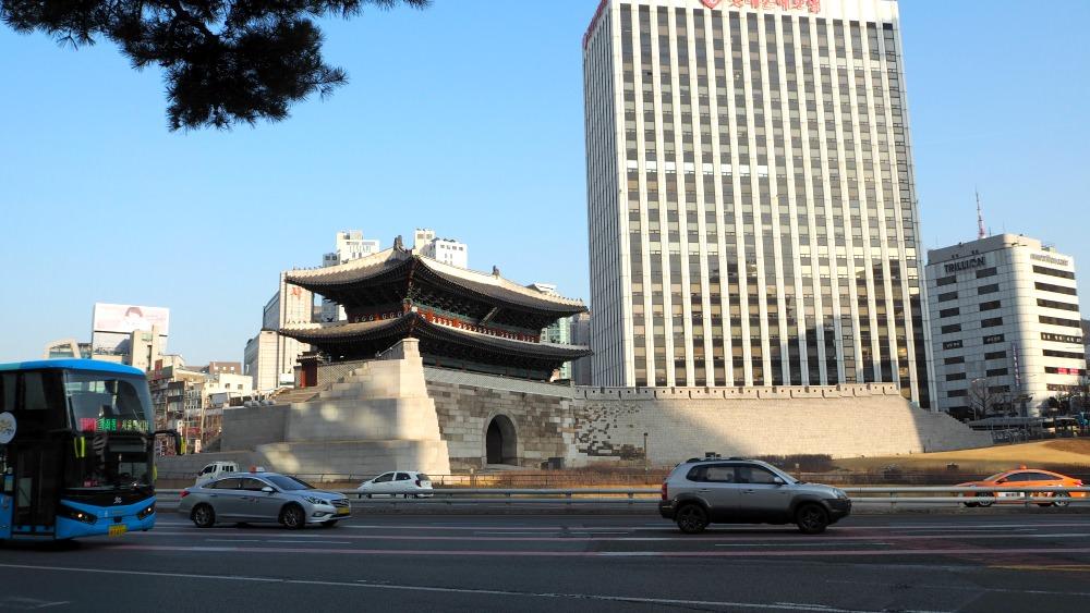 sungnyemun-gate