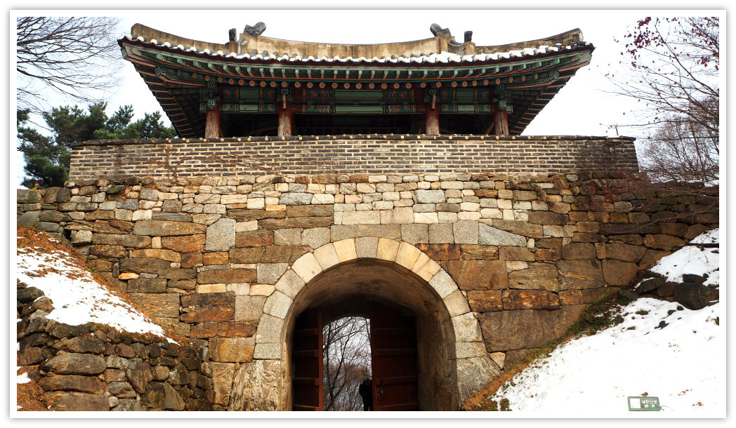namhansanseong-north-gate