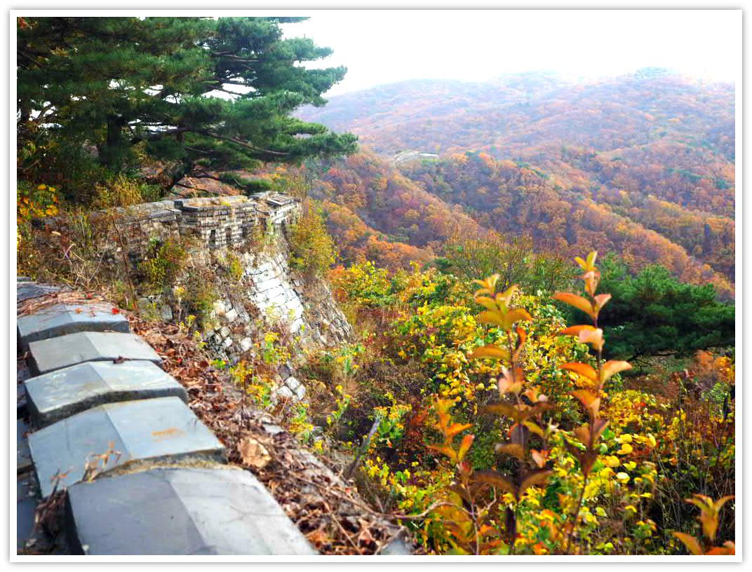 namhansanseong-fortress-view