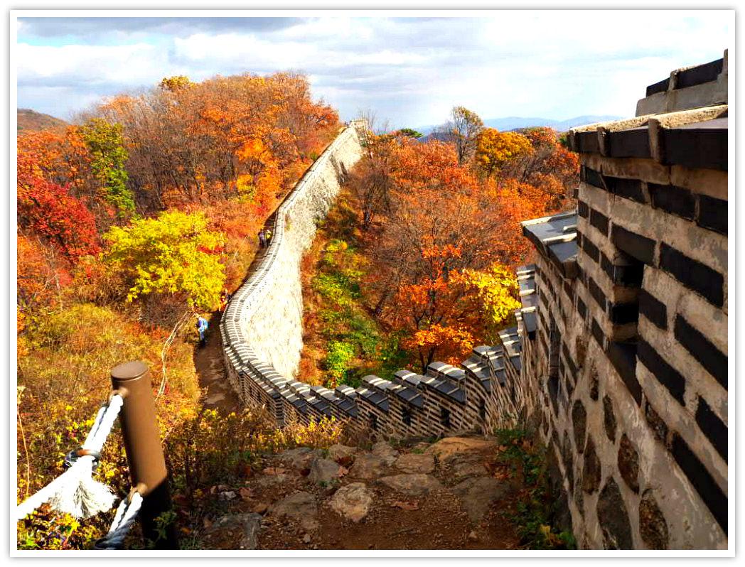 namhansanseong-fortress-wall