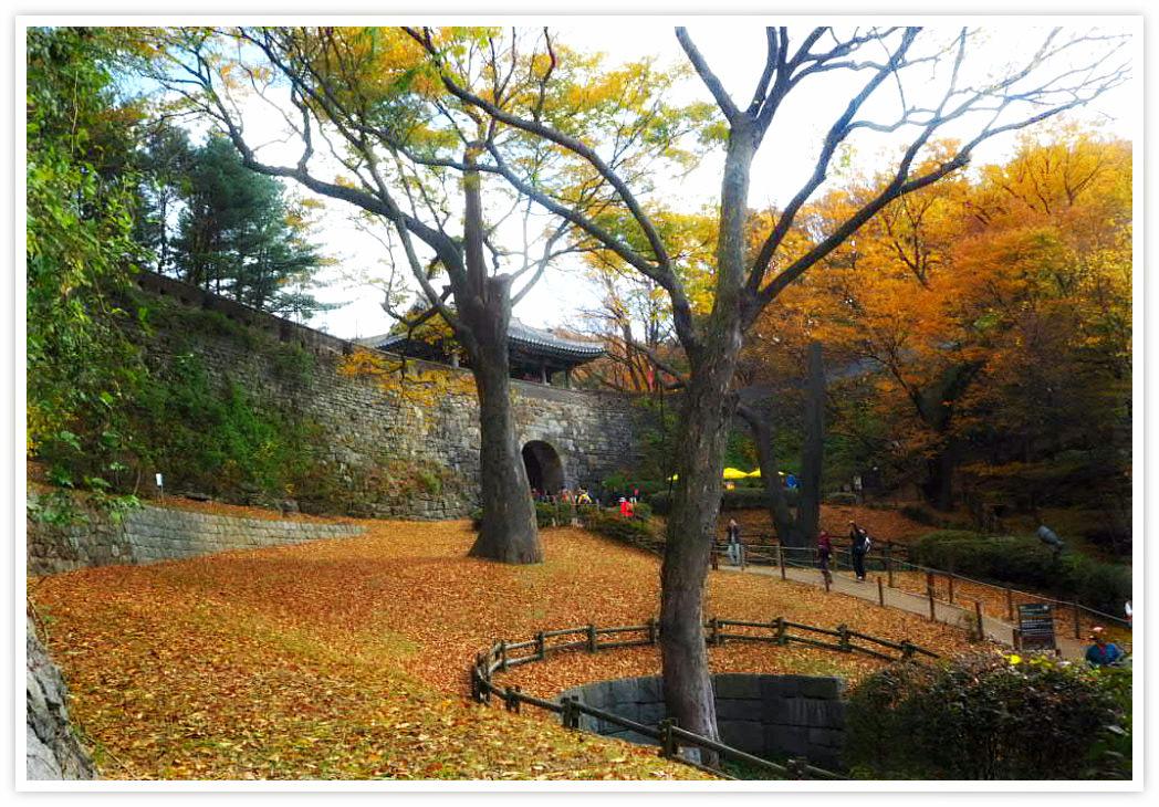 namhansanseong-south-gate