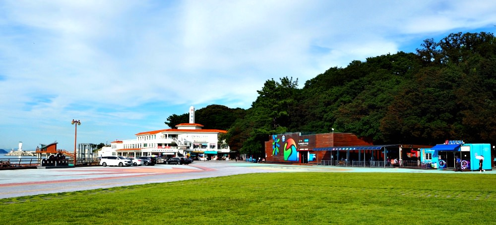odongdo-island-park