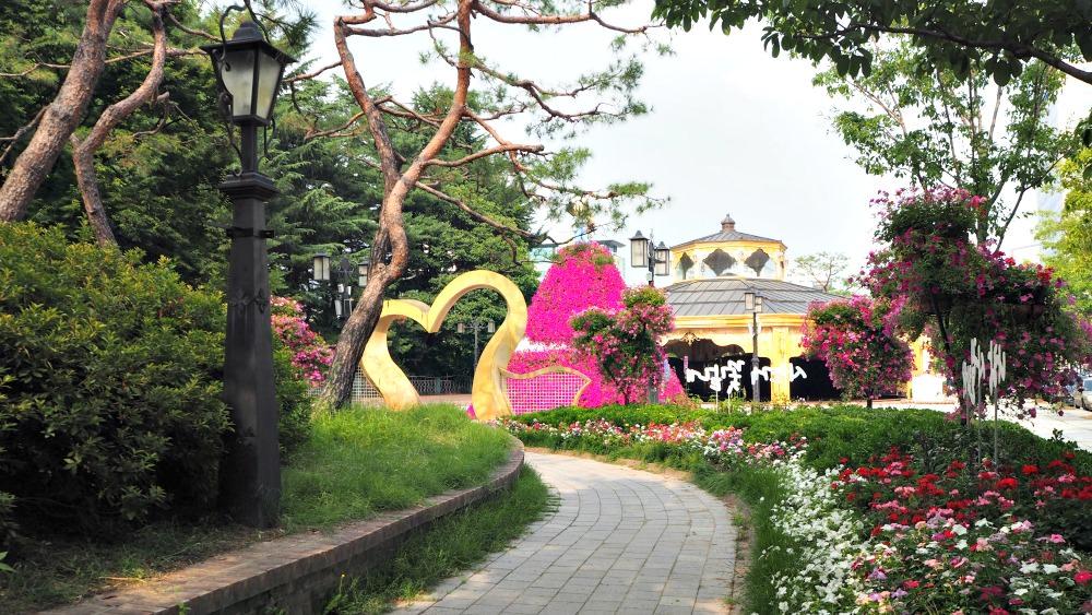 yuseong-hot-spring-park